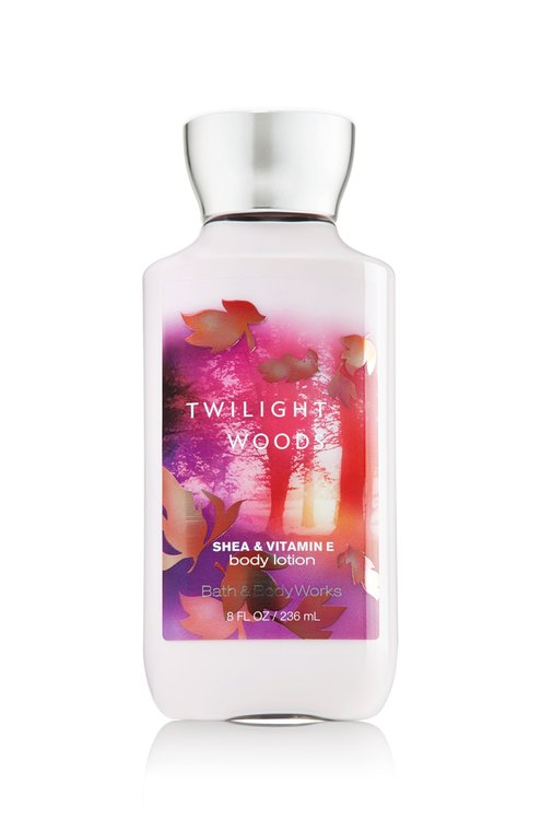 Bath body works twilight woods original signature for Where are bath and body works products made