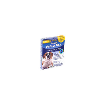 Sergeant S Pet Products P - Flea & Tick Squeeze-on Dog Over 66 Pound