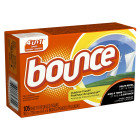 Bounce Fabric Softener Sheets - Outdoor Fresh, 105 ct