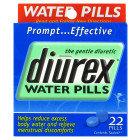 Diurex Water Pills, 22 ct