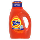 Tide Liquid Detergent HE- Original, 40 oz