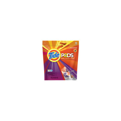 Tide Pods Detergent - Spring Meadow, 31 ct