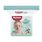 Huggies One & Done Refill -Unscented Wipe - 144ct