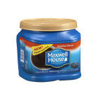 Maxwell House Breakfast Blend Mild Ground Coffee, 33 oz