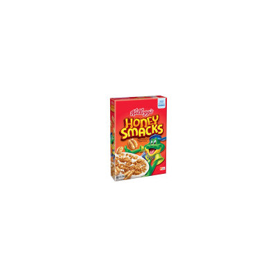 Kellogg's Kelloggs Honey Smacks Cereal - 15.3oz