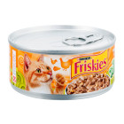 Friskies Tasty Treasures With Chicken & Cheese in Gravy - 5.5 oz