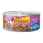 Friskies Prime Filets Turkey Dinner In Gravy 5.5 oz
