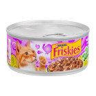 Friskies® Treasures with Turkey & Cheese in Gravy Cat Food