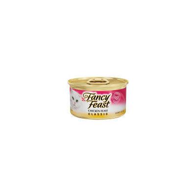Fancy Feast Chicken Feast Classic Gourmet Cat Food - 3oz