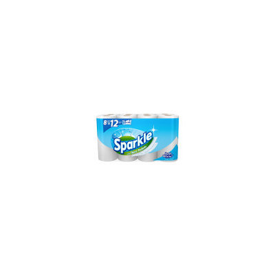 Sparkle® 8 Giant Pick-A-Size® Roll Paper Towels, White