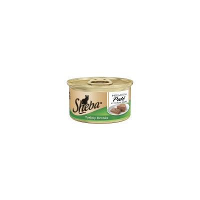 Sheba Wet Cat Food - Turkey