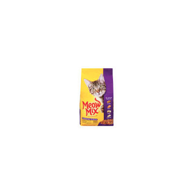 Meow Mix Dry Cat Food - 3.15lb