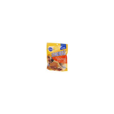 Pedigree Stackerz - Bacon and Sharp Cheddar - 6 oz.