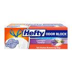 Hefty Odor Block 13 Gallon Garbage Bags - Lavender Vanilla - 27 count
