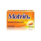 Motrin IB Ibuprofen Caplets - 20 Count