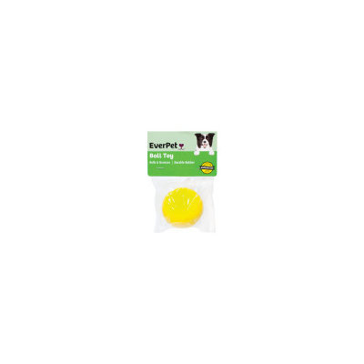 Everpet Rubber Ball - Assorted Colors