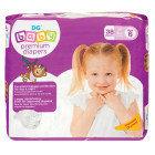 DG Baby Premium Diapers - Size 6 - 38 count