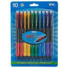 Tactical Inc Mechanical Pencils - 10 count