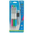 Tactical Inc Mechanical Pencils - 3 count