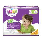 DG Baby Premium Diapers - Size 5 - 88 count
