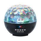 Craig Disco Light Stereo Portable Speaker Bluetooth