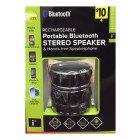 iEssentials Bluetooth Wireless Speaker and Speakerphone - black