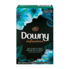 Downy Infusions Fabric Softener Sheets Botanical Mist - 90 CT
