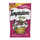 Whiskas Temptations Cat Treats - Blissful Catnip Flavor 3oz