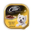 Cesar Sunrise Steak & Egg Wet Dog Food 3.5 oz