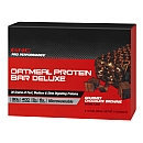 GNC Pro Performance(r) Oatmeal Protein Bar Deluxe - Gourmet Chocolate Brownie