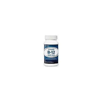GNC Vitamin B-12 1000 mcg