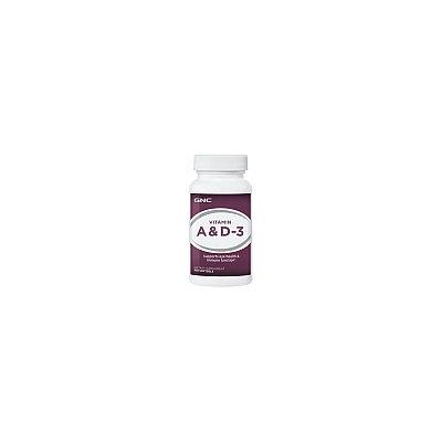 GNC Vitamin A & D-3