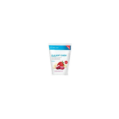 GNC Total Lean CLA Soft Chew - Strawberry-Banana Smoothie
