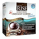 Angle Foods BarnDad's RISE - Instant Coffee with Probiotics - Rich Columbian Flavor