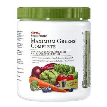 GNC SuperFoods Maximum Greens™ Complete - Original Flavor