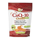 Hns Healthy Delights CoQ-10 100 mg Chews - Pineapple & Mango