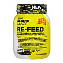 Raw Hardcore GNC Beyond RAW RE-FEED Nighttime Protein, Vanilla Ice Cream, 2.38 lbs