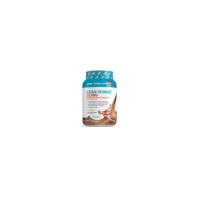 GNC Total Lean Shake Burn, Chocolate Fudge, 1.67 lbs