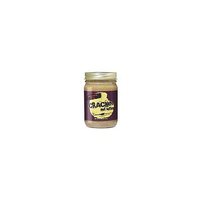 Cracked Nut Butter All Natural Nut Butter Cinnamon Roll 12 oz