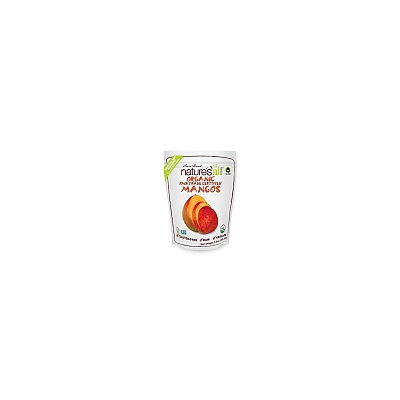 Nature's All Foods Organic and Fair Trade Freeze Dried Mango