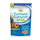 Nu Greens Healthy Delights Turmeric Curcumin Chews - Tropical Fruit