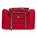6-pk Fitness 6 Pack Fitness Innovator 300 - Red/Gray