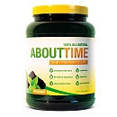 About Time AboutTime(r) Whey Protein Isolate - Mocha Mint