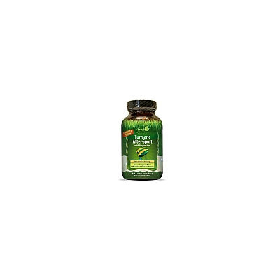 Irwin Naturals Turmeric After-Sport with Magnesium-60 Softgels