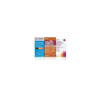 GNC Weight Management Foundation Bundle for Women