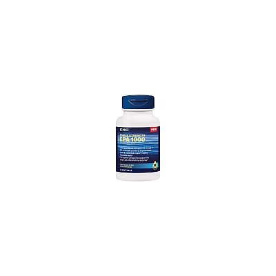 GNC Triple Strength EPA 1000