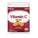 Uspl Nutritionals GNC Vitamin C - Orange