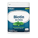 Uspl Nutritionals GNC Biotin - Refreshing Mint