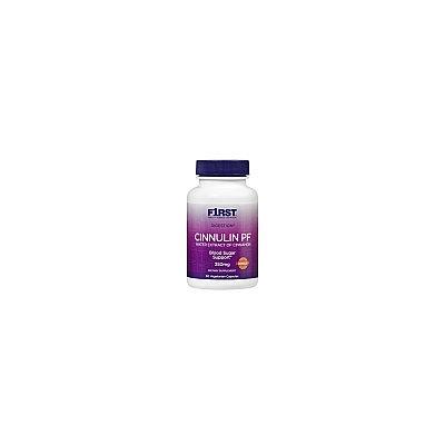 Speciality Nutrition Grp F1RST Cinnulin PF