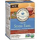 Traditional Medicinals HERB TEA, OG2, STRESS EASE, (Pack of 6)